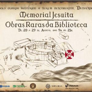 Memorial Jesuítas – Obras Raras da Biblioteca